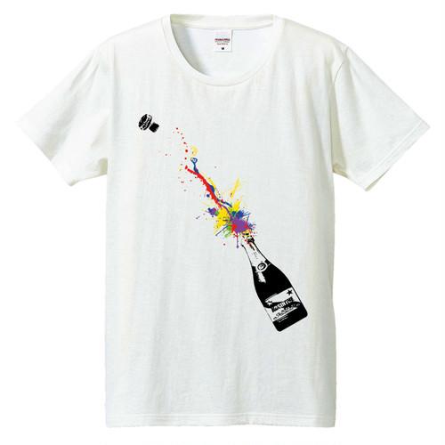 [Tシャツ] Champagne
