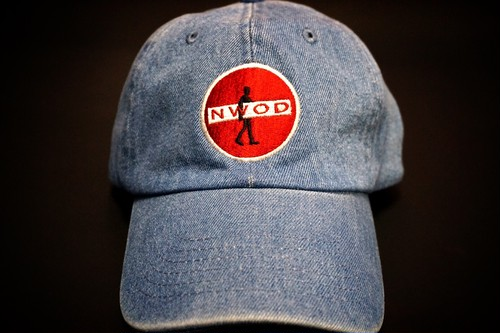 DENIM CAP《LB STOP SIGN》