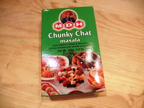 チャットマサラ100g Chat Masala