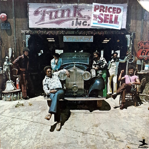 Funk inc. - Priced To Sell