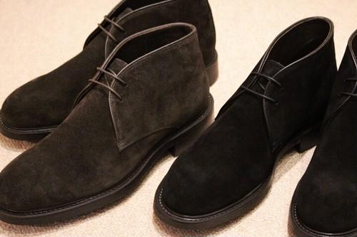 STEFANO GAMBA Chukka boots