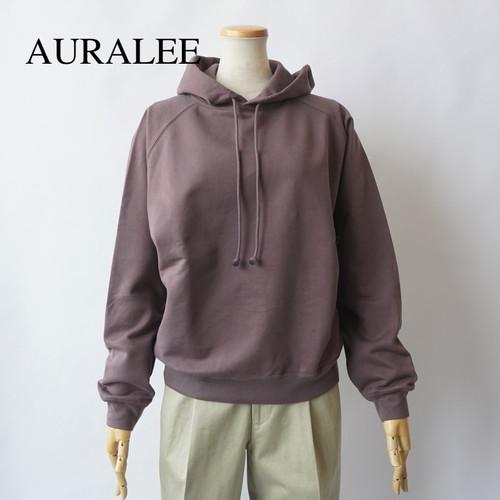 AURALEE/オーラリー ・SUPER SOFT SWEAT BIG P/O PARKA
