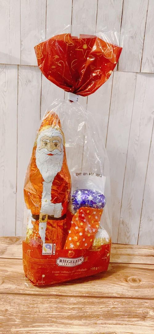 リゲライン クリスマスアソートチョコレートバッグ 150g