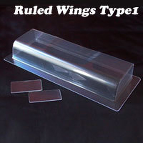 EPツーリング用リヤウィングRuled Wings Type1(アルファロメオ2.0用)