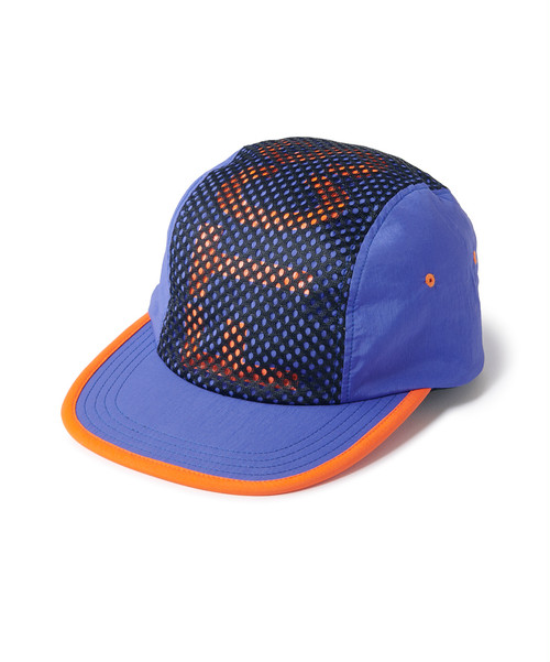 FTC / MESH CAMP CAP -PURPLE-