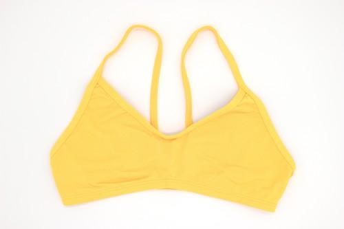 水着 スポーツビキニ トップ マンゴー オレンジ /Myles Bikini Top Mango