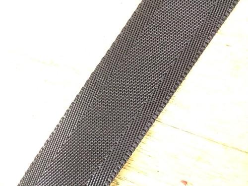 ナイロン シート織  38mm幅  1.3mm厚 カラー(黒以外)  5m単位