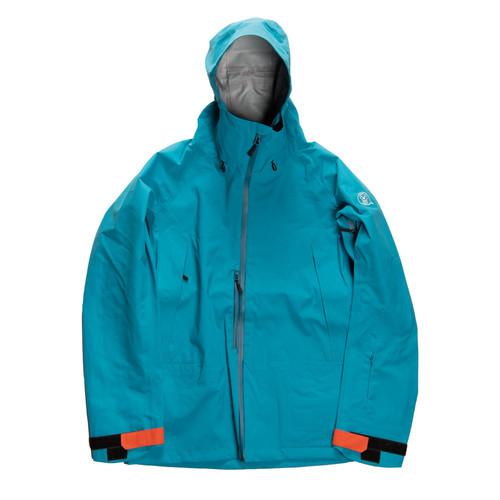 <予約商品>来期モデル2022unfudge snow wear // CLOUD JACKET // BLUE