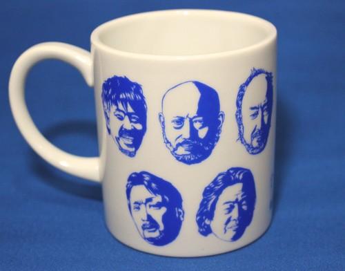 結成40周年記念有田焼マグカップ