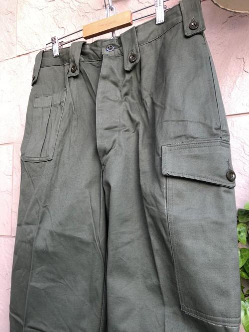Belgium military trousers