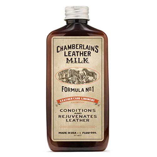 チャンバレン レザーミルク No,1 (レザーコンディショナー) CHAMBERLAIN'S