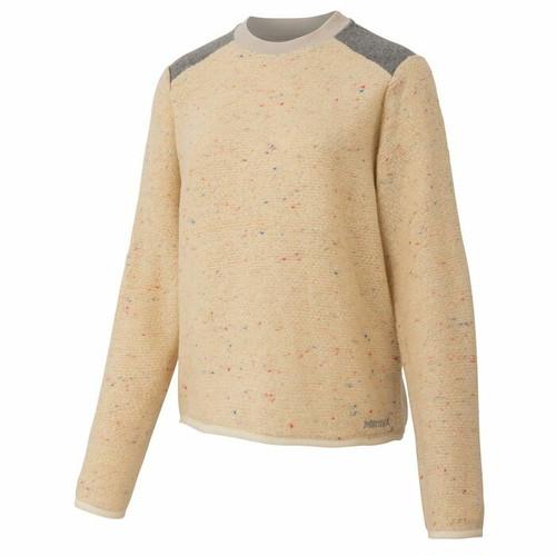 Marmot W's Fleece Sweater マーモット ウィメンズフリースセーター 四角友里コラボ