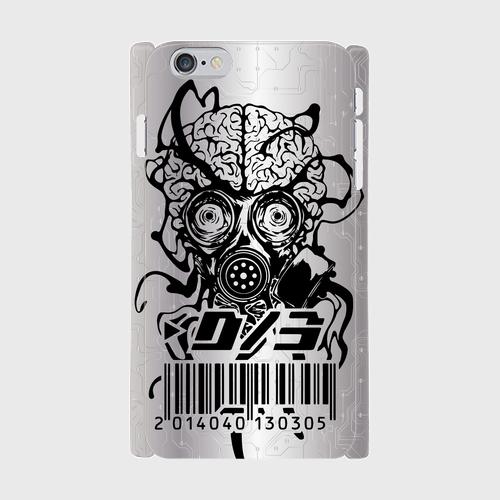 サイバー OMO_ch スマホケース iphone  6Plus/6sPlus