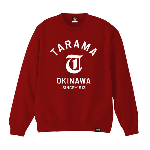 TARAMA VILLAGE CREW NECK SWEAT