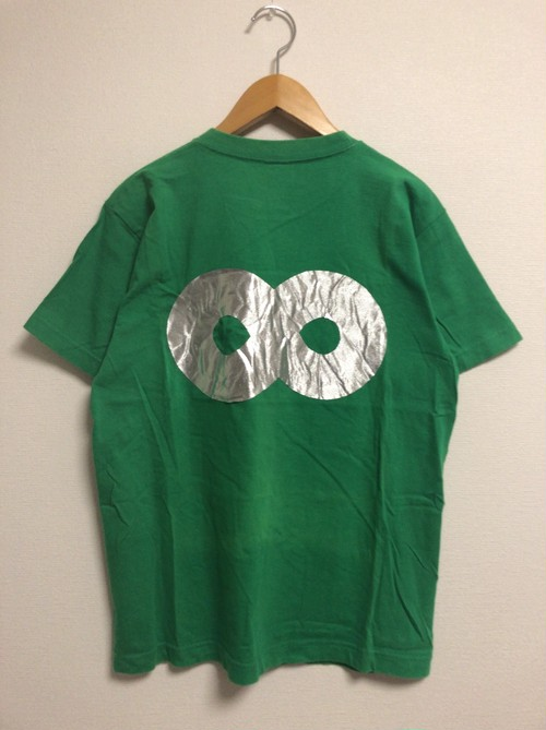2000's silver patch T's