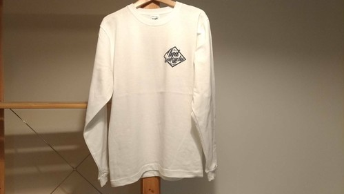 """""""IND ironcycLes""""  ロングスリーブTシャツ"""