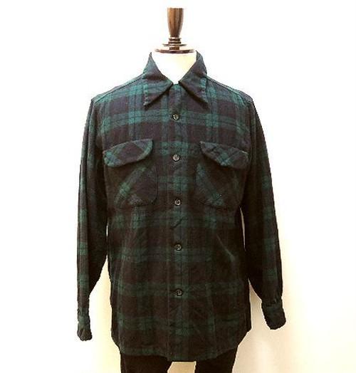 """70's """"Pendleton"""" Wool Shirt"""
