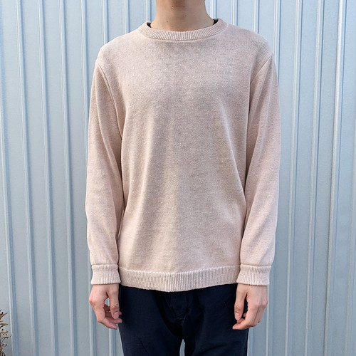 LINEN THERMAL L/S KNIT | RoToTo