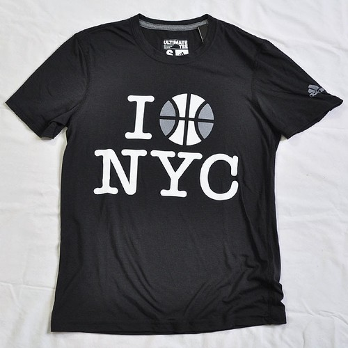 adidas I basketball NYC Tee