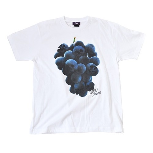 WALTZ DARLING - GRAPE SKULL TEE