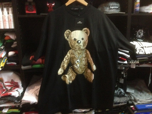 JOYRICH Rock Teddy Big Tee