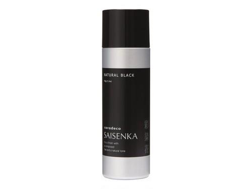 キャラデコ サイセンカ ナチュラルブラック(黒) 90g
