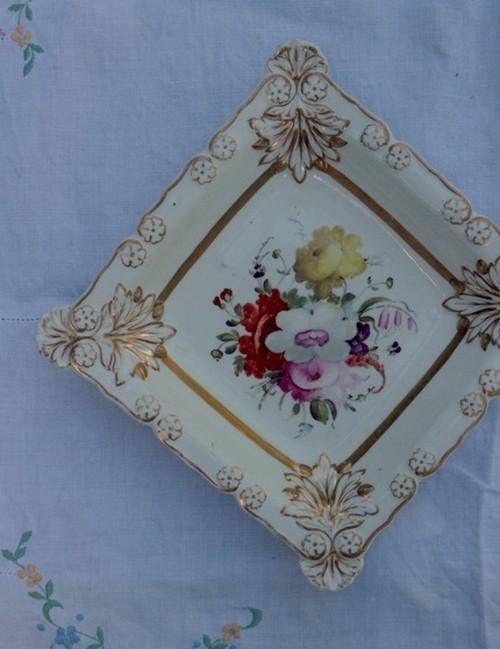 イギリス 1920年以前の作品 プレート 深皿 お皿