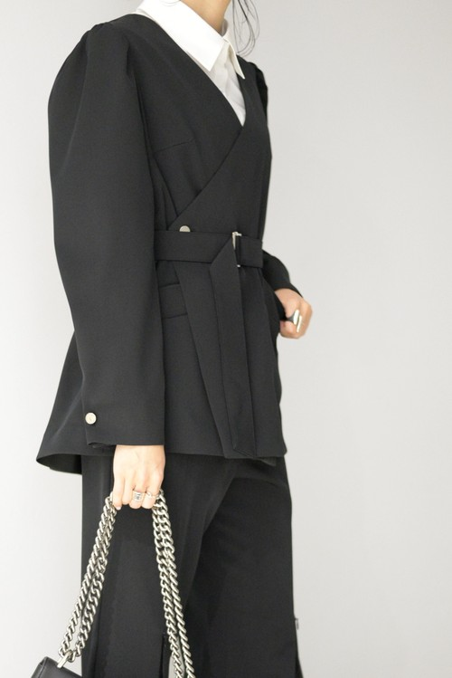ROOM211 / Puff Sleeve Jacket