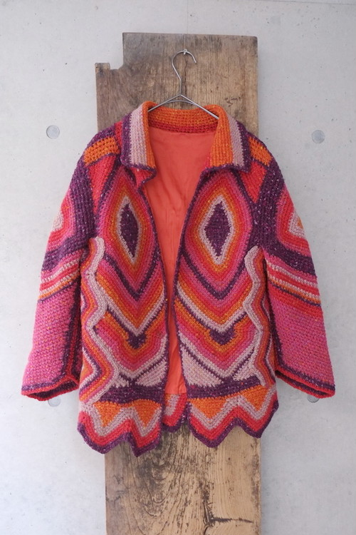 vintage/mezame jacket.