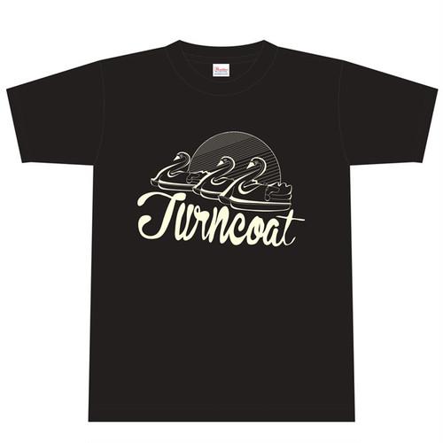 "TURNCOAT ""SWAN"" / T-shirt"