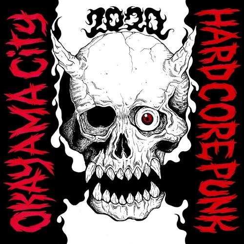 V.A / OKAYAMA CITY HARDCORE  PUNK 2020 (CD)