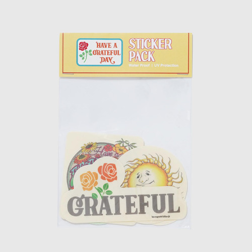 HAVE A GRATEFUL DAY #Sticker Pack 2