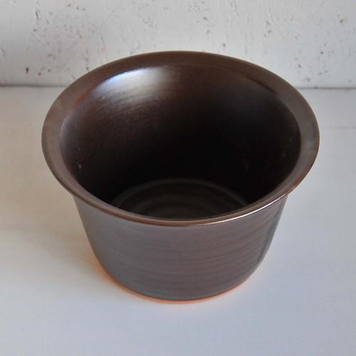 鈴木美汐 6寸筒型土鍋(耐熱器)