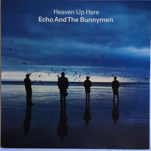 【LP・米盤】Echo & The Bunnymen / Heaven Up Here