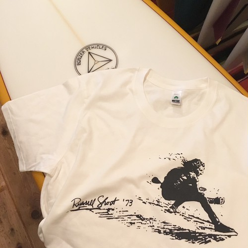 """Campbell Brothers """"Russ Short '73 S/S Tee"""""""