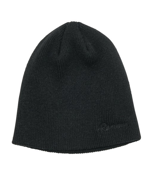 3D LOGO SINGLE KNIT CAP[REH115]
