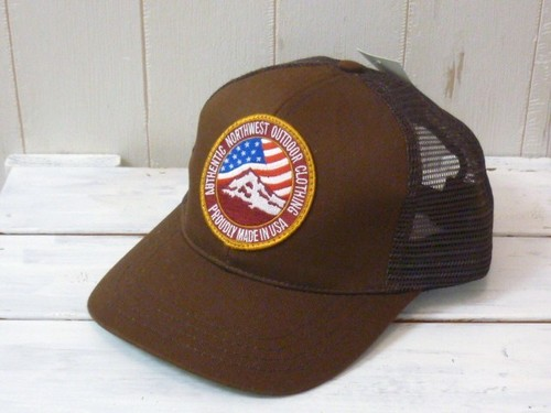 Oregonian Outfitters Mt.Hood Mesh Cap (オレゴニアンアウトフィッターズ マウントフッド メッシュキャップ/Made In USA)