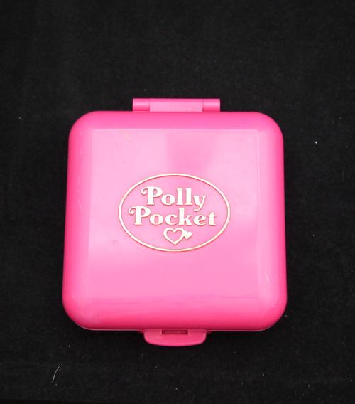 ポーリーポケット バースデーパーティー 1989年 ほぼ完品