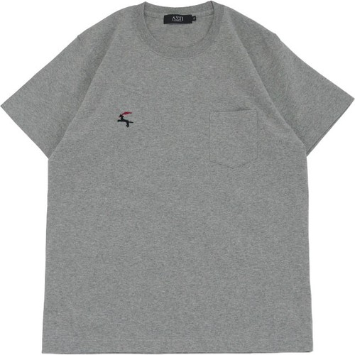 DET Pocket Tee (Grey)