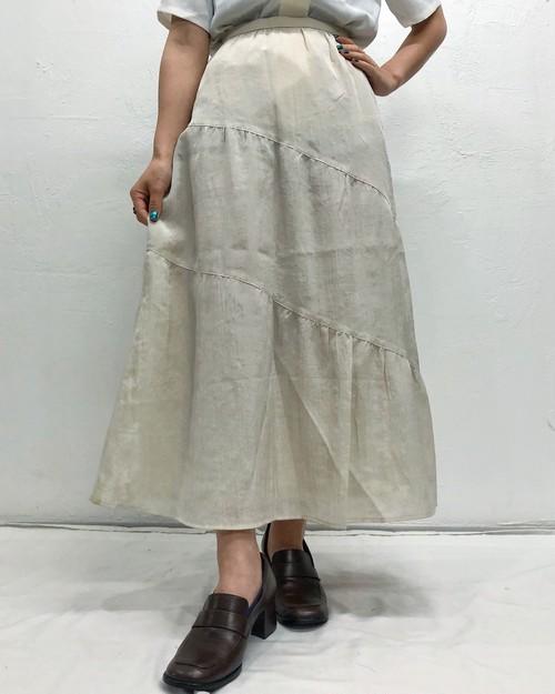 (PAL) design flare skirt