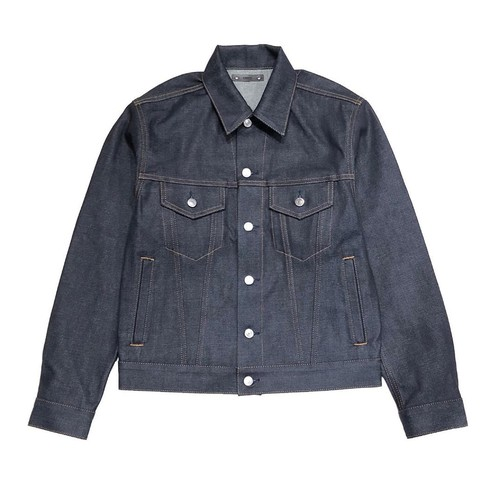 smdsj.0001 trucker jacket. (MINEDENIM)
