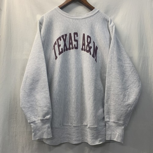"90's ""Champion"" REVERSE WEAVE Print Sweat Shirts"