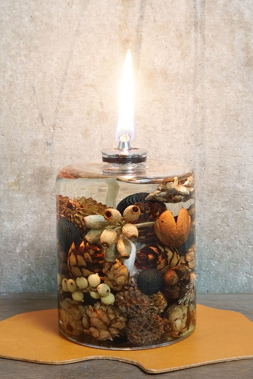 PLANTAHOLIC OIL LAMP No.9 -Cones-