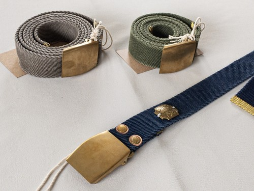 【残1】THE SUPERIOR LABOR G.I.belt / G.I.ベルト