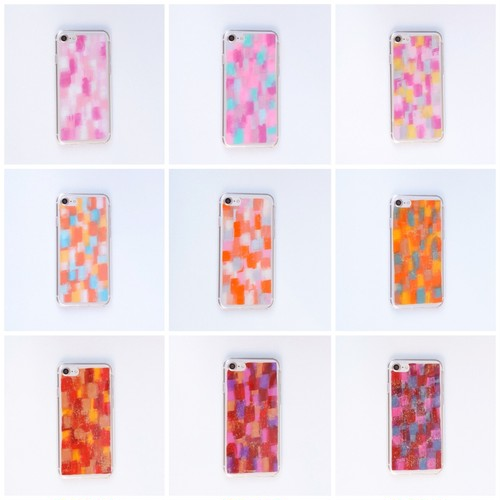 iphone7・8・SE2 対応ケース/ haruno