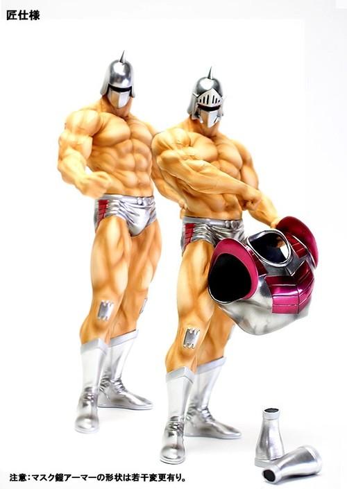 CCP Muscular Collection vol.DX 匠 ロビンマスク2.0 第20回超人オリンピック決勝戦 匠仕様(原作カラー)
