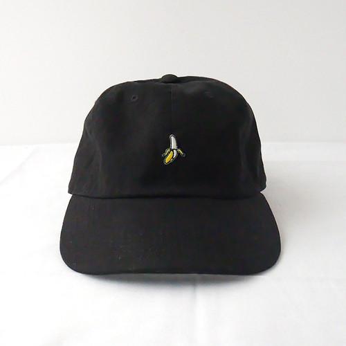 cap / BLACK 【FRONT】