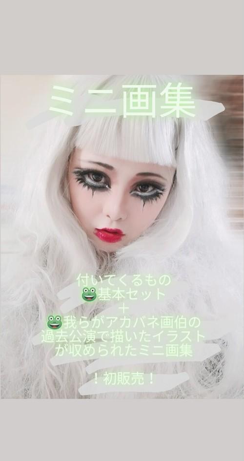 アカバネ・ミニ画集(支援)
