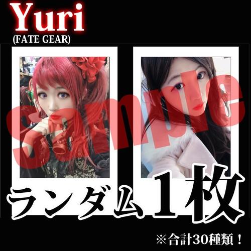 【チェキ・ランダム1枚】Yuri(FATE GEAR)