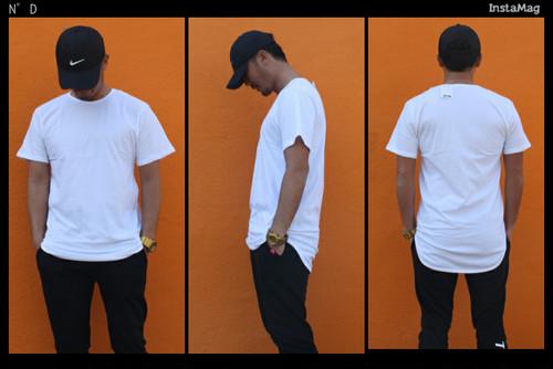 EPTM/エピトミ/ロングレングス/Tシャツ/WHITE